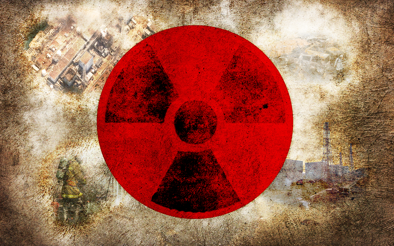 Nuclear Japan by Typen