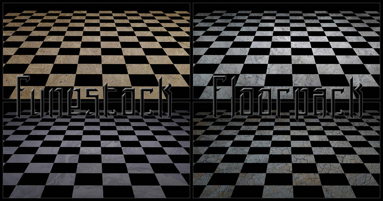 Floor pack