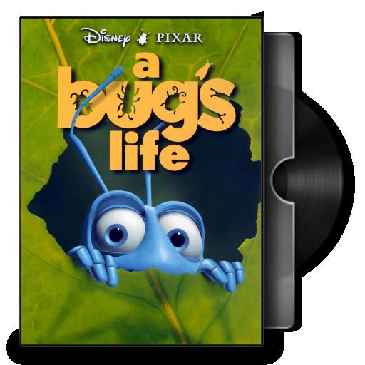 A Bugs Life 1998 Folder Icon By Maxi94 Cba On Deviantart