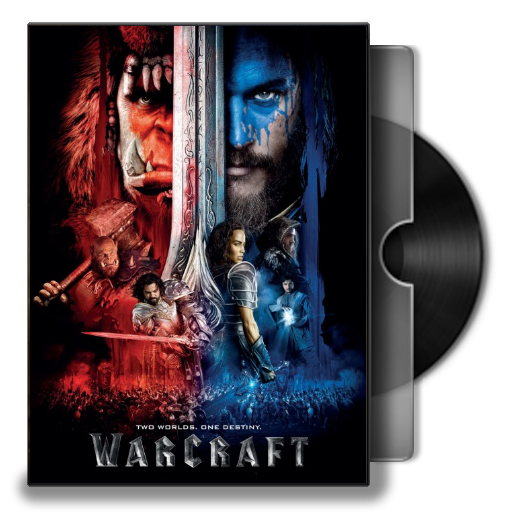 Warcraft 2016 Folder Icon By Maxi94 Cba On Deviantart