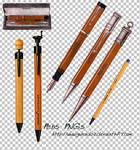 pens PNGs...