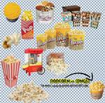 popcorn_ PNGs