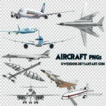 Aircraft PNGs