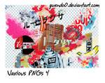Various Messy PNGs 4
