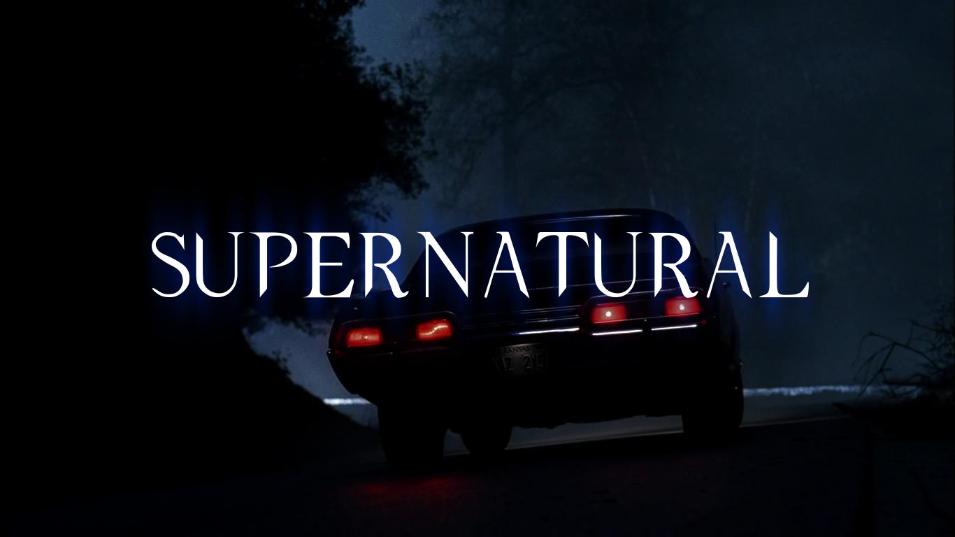 Supernatural Pilot Wallpaper Pack