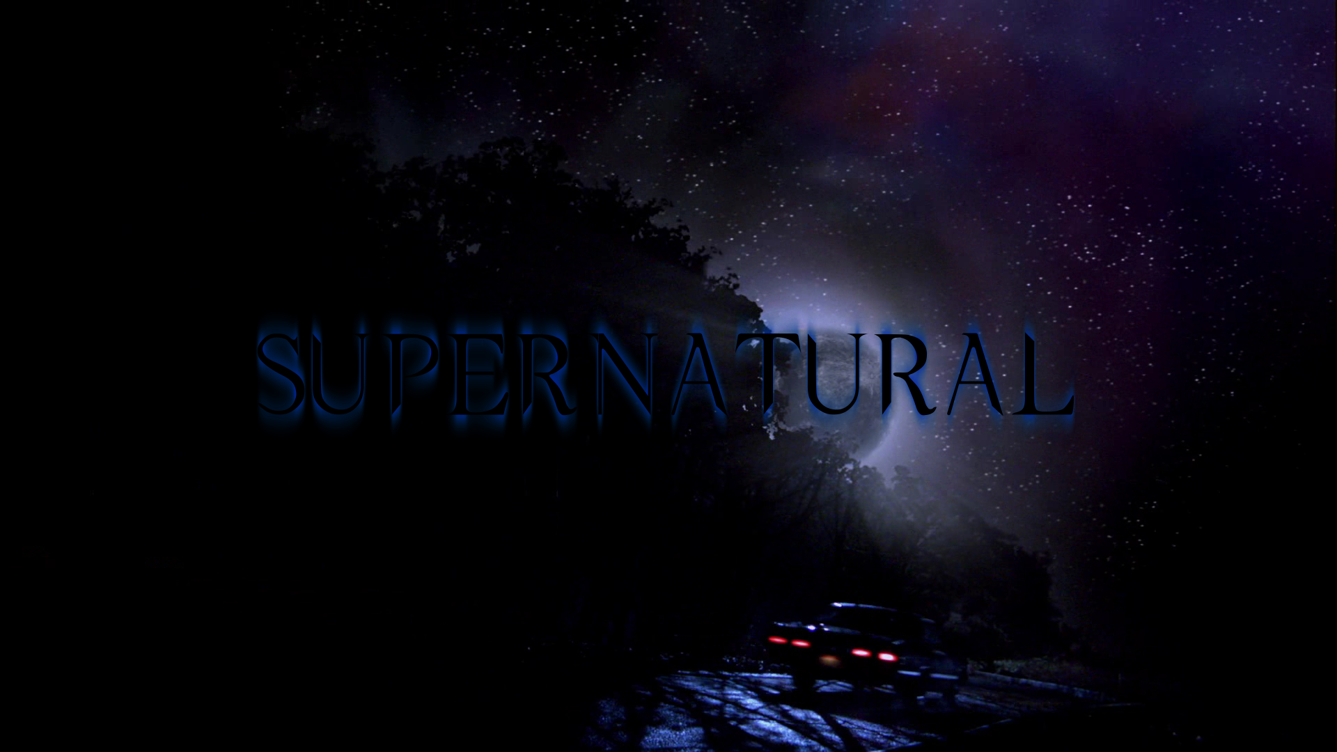 Supernatural Darkside Of The Moon Wallpaper Pack By Winchester7314