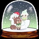 SNOW GLOBE_Heartslob