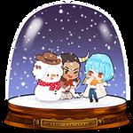 SNOW GLOBE_ Kinectiklover