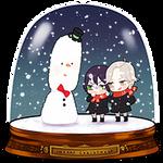 SNOW GLOBE_ Shosika