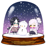 SNOW GLOBE_Exclaimed 1/2