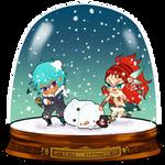 SNOWGLOBE(Snowman)_AliLV