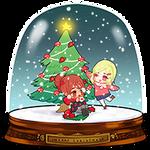 SNOWGLOBE(Tree)_Noram00n 2/2