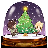 SNOWGLOBE(Christmas Tree)_AliLV 3/3