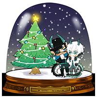 SNOWGLOBE(Christmas Tree)_Junori 2/2