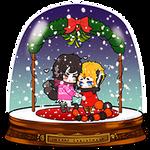 SNOWGLOBE(Mistletoe)_Boyfriend-kun 2/2