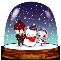 Snowglobe_Shanyume 1/3 by d-clua