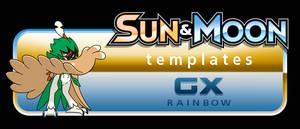 Pokemon SM Templates - GX RB