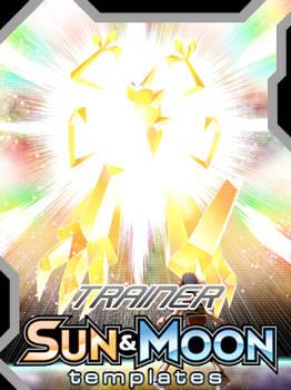 Pokemon TCG - SunMoon Templates - Trainers