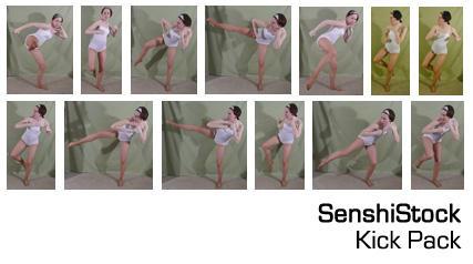 Kick Pack by SenshiStock