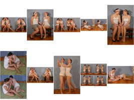 Female+Female Couple - PACK 1