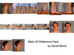 Free 3D Model Reference Pack M - Extras