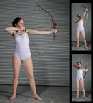 Female Archer - Pose Reference