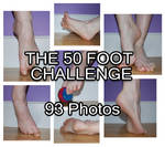 50 Foot Challenge Pack - 93 Foot References by AdorkaStock