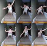 Outtakes from the Stair Shoot - Pack 1