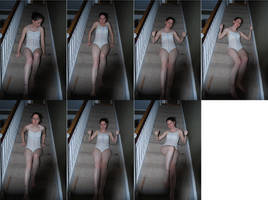 Outtakes from the Stair Shoot - Pack 3 by SenshiStock