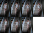 Outtakes from the Stair Shoot - Pack 3
