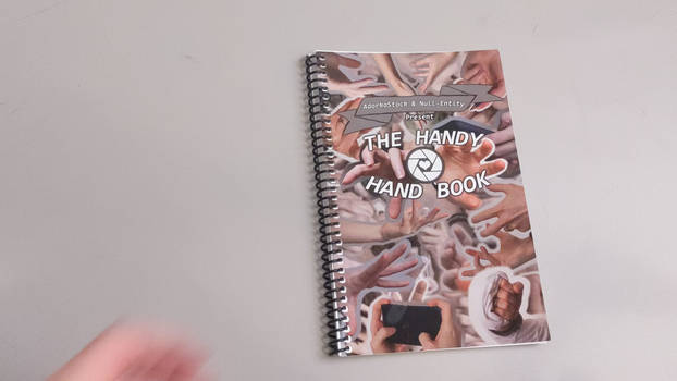 The New Handy Hand Book