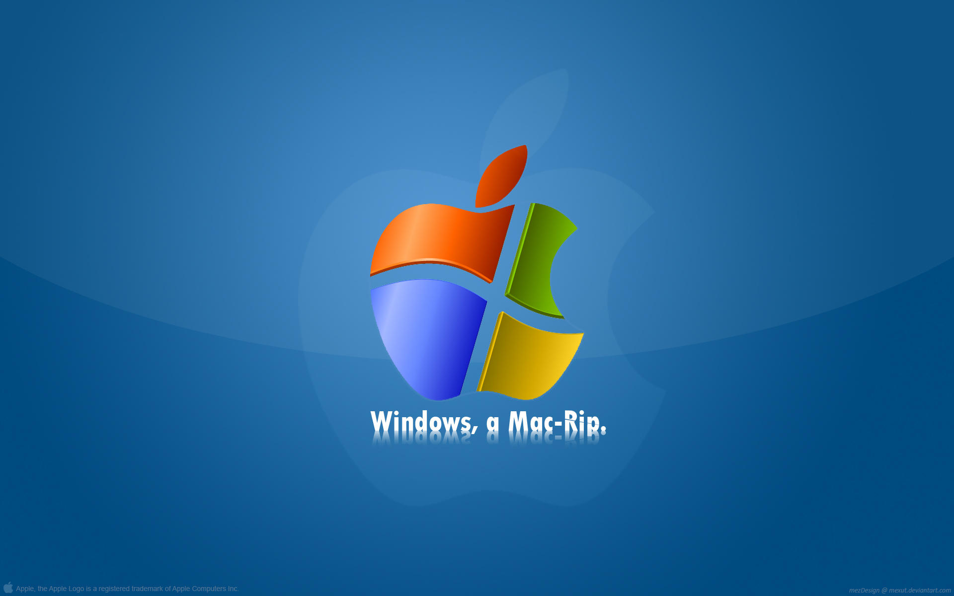 Windows - A Mac-Rip. by MeXuT