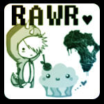 Rawwwrr Brushes by Mokanaka