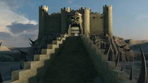 MOTU - Castle Grayskull - GIF 1