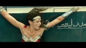 Wonder Woman in trouble 7