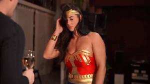 Wonder Woman being poisoned 2