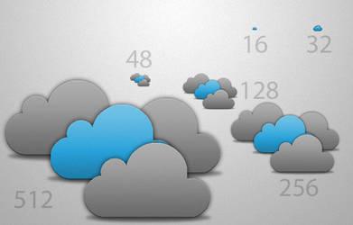iCloud storm