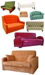 Sofa bed series 4