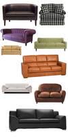 Sofa bed series 3