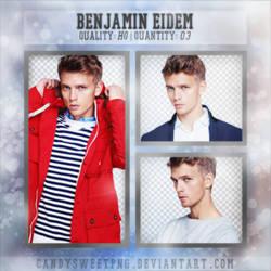 Png Pack 02 : Benjamin Eidem by CandySweetPng