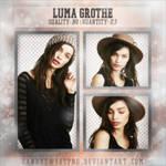 Png Pack 06 : Luma Grothe