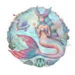 Magical Mermaid III by V-L-A-D-I-M-I-R