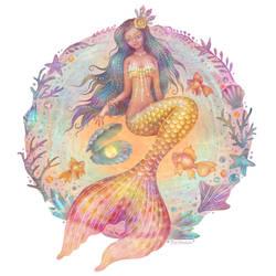 Magical Mermaids artwork