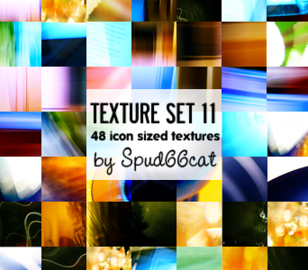 Texture Set 11 by spud66cat