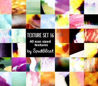 Texture Set 16 by spud66cat