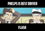 Phelps is best driver
