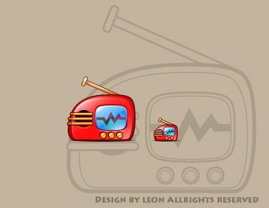 radio by leon-gao