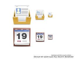 Usercenter Calendar by leon-gao