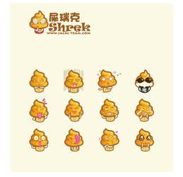emoticons: SHREK