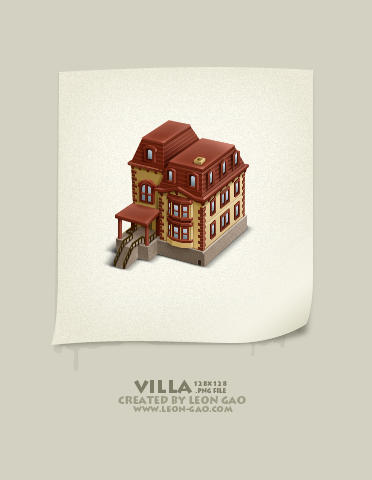 Villa by leon-gao